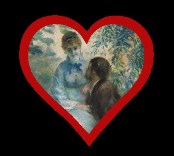 TATTERED HEART by Robin Lange