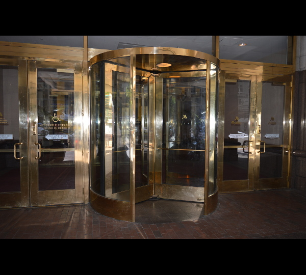 REVOLVING DOORS by Sharon Frame Gay